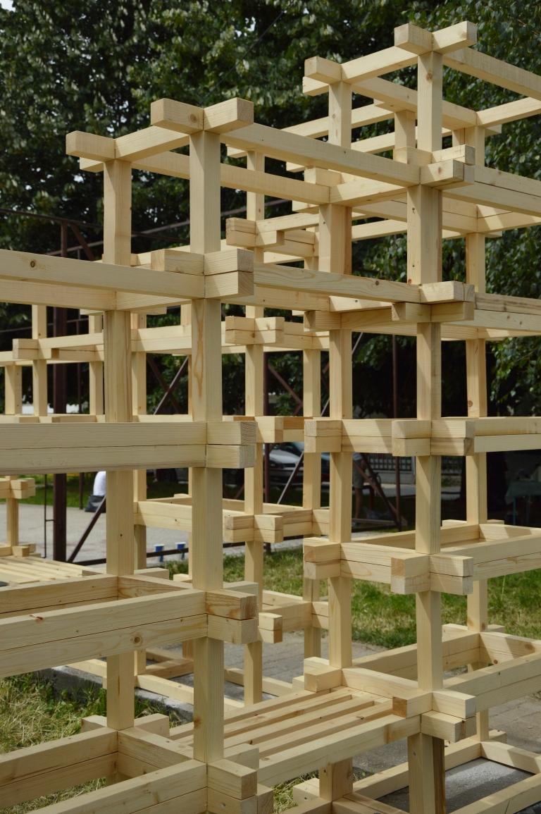 Urban modular MELEEM 6